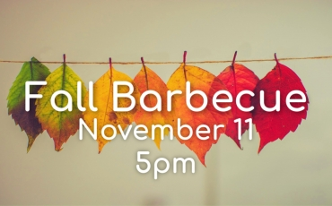 Fall Barbecue